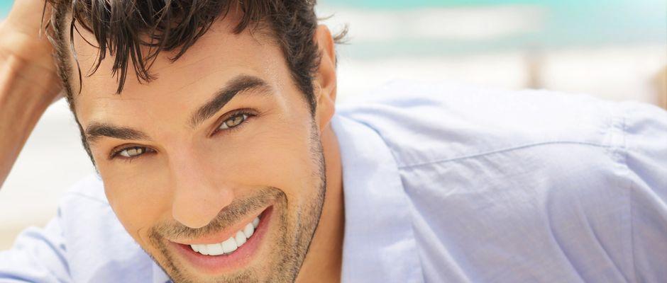 Dientes más blancos en clínica dental Innovadent