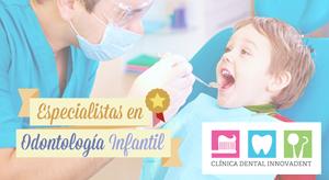 Especialistas en odontología infantil