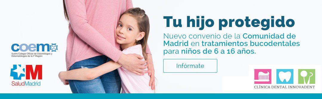 Convenio colaboración COEM SERMAS